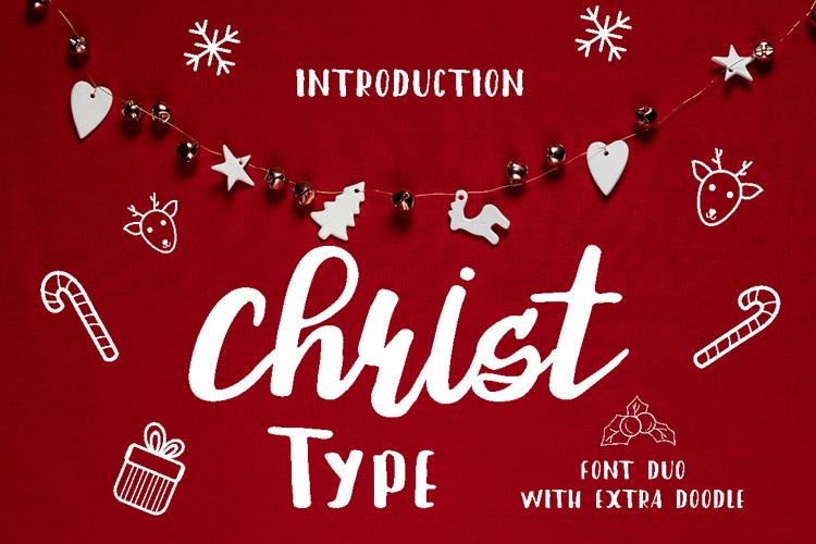 Christ Type Sans Font