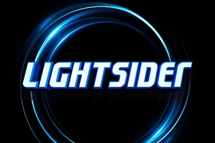 Lightsider Font