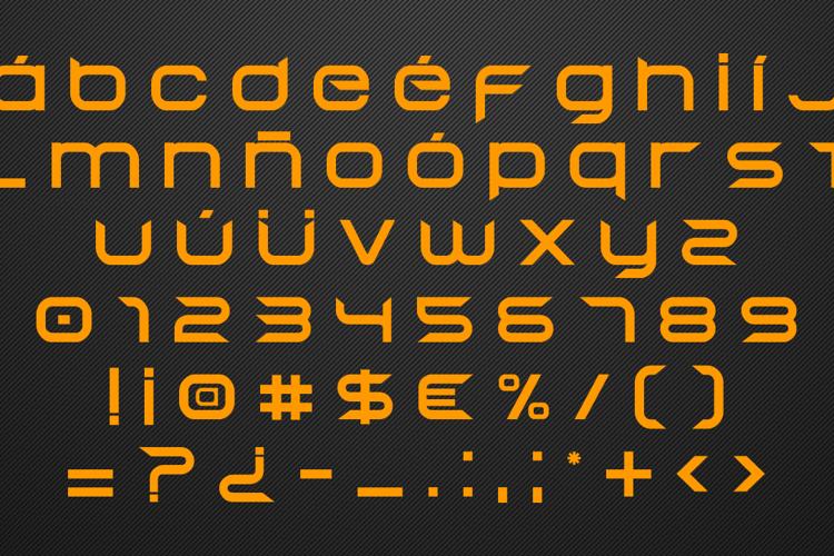 Begok v15 Font