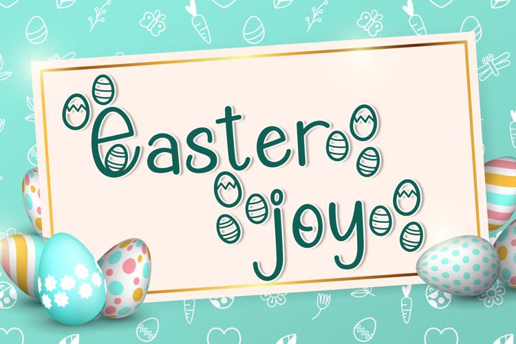 Easter Joy Font
