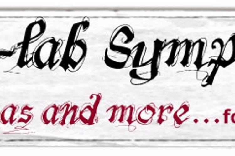 fonts-lab Symphony