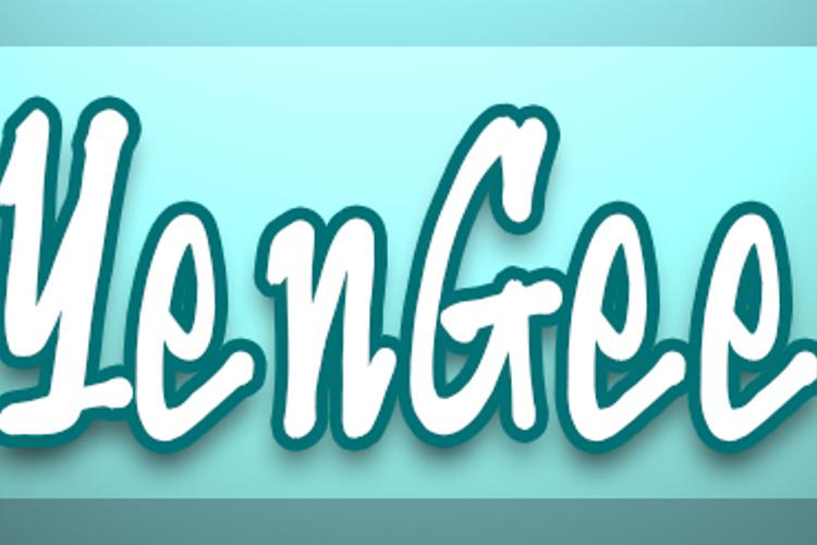 YenGee Font