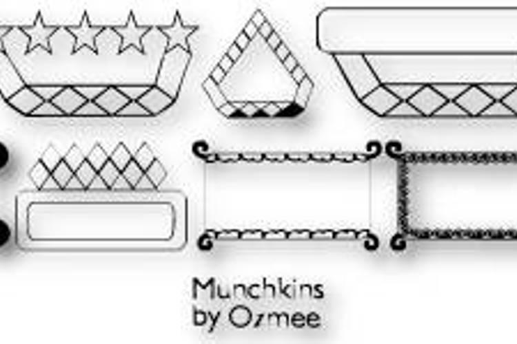 Munchkins Font