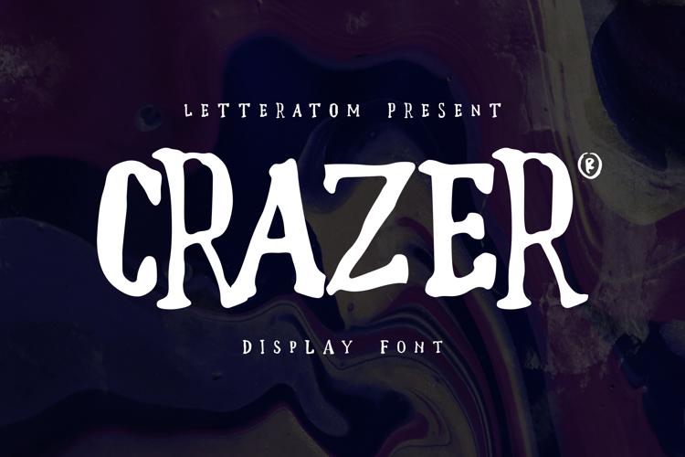 Crazer Font