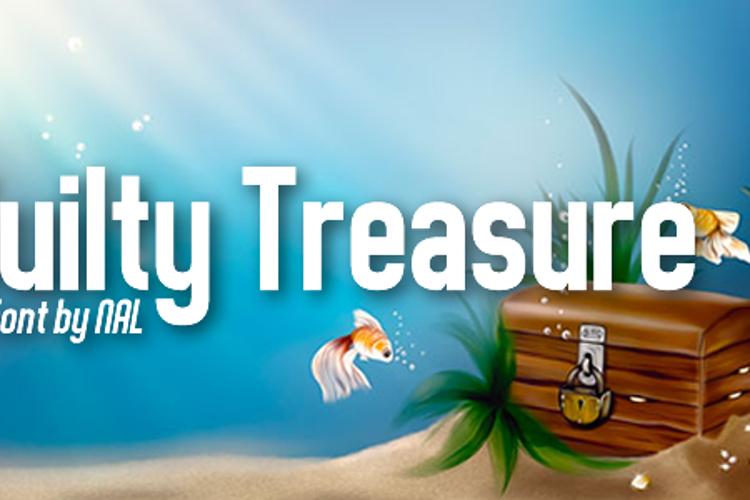 Guilty Treasure Font