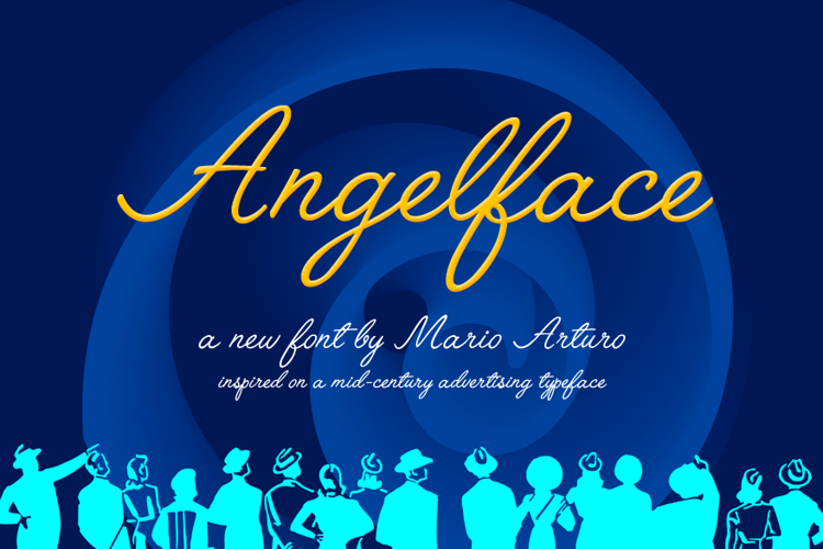 Angelface Font