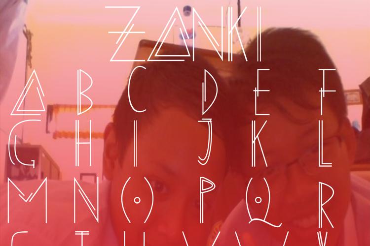 ZANKI Font