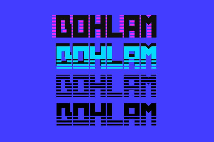 Bohlam Font