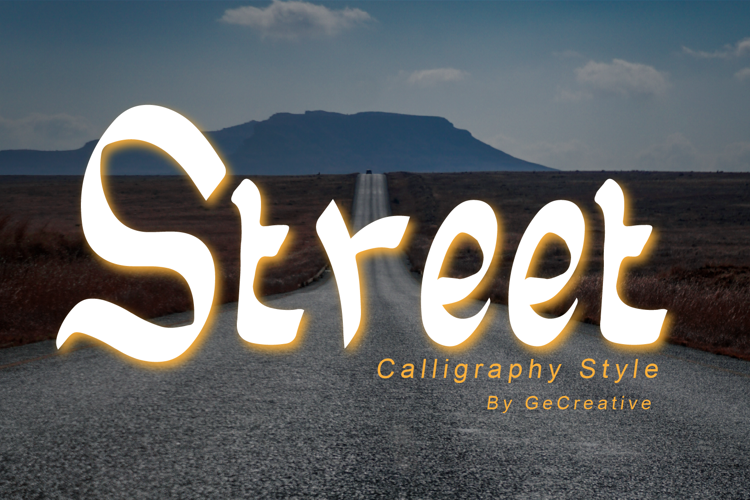 Street Font
