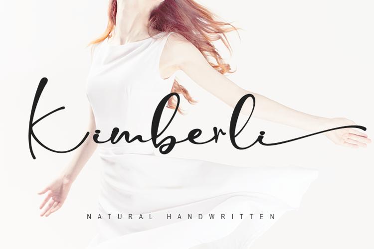Kimberli Font