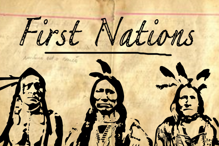 First Nation Font