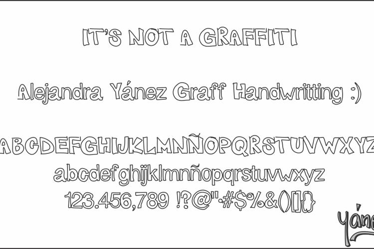 Graff Font