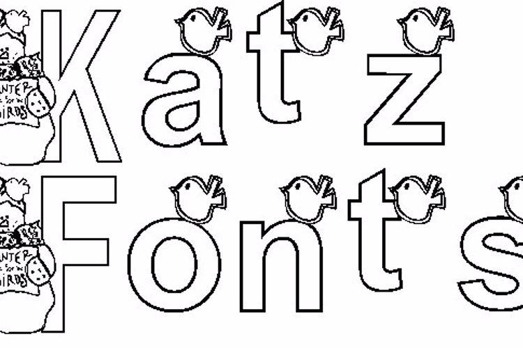 KG WINTERSNO Font