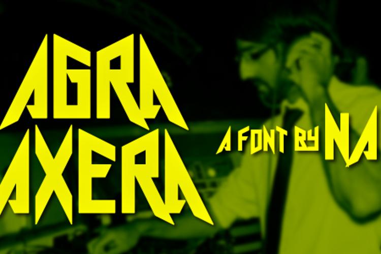 Agra Axera Font