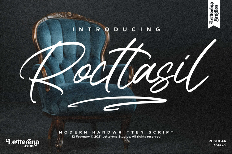 Rocttasil Font