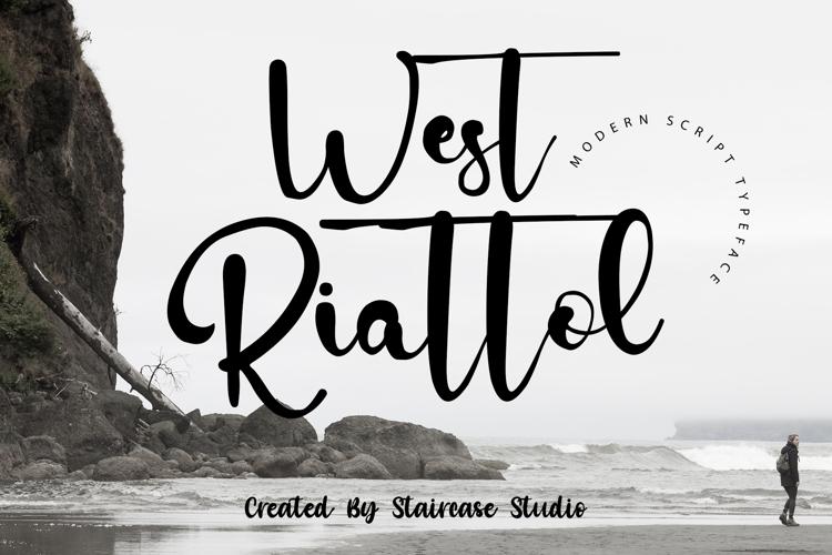 West Riattol Font