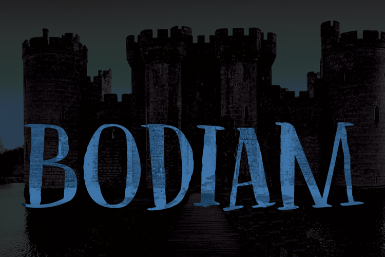 DK Bodiam Font