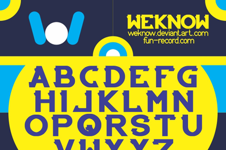 ARCADE Font