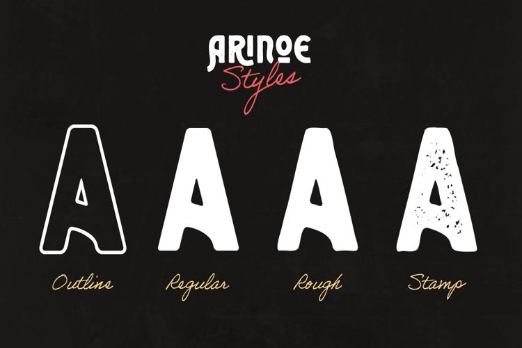 Arinoe Font