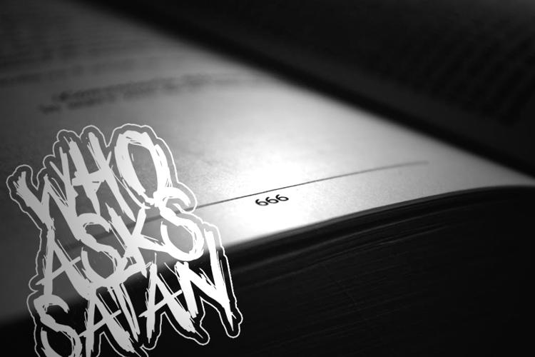 Who asks Satan Font