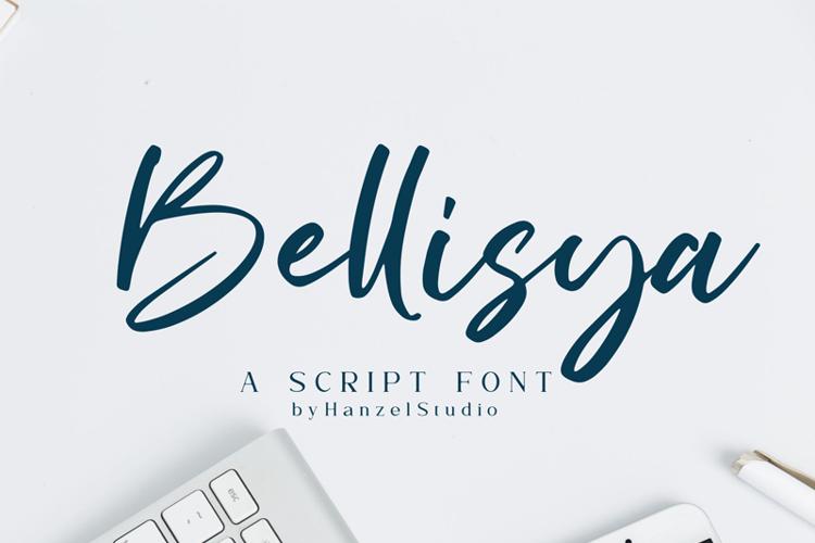 Bellisya Font