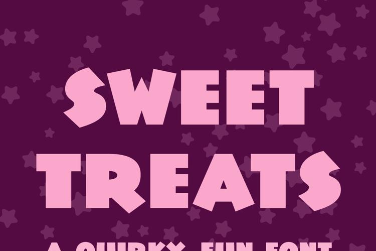 Sweet Treats Font