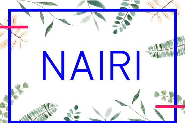 Nairi Normal Font