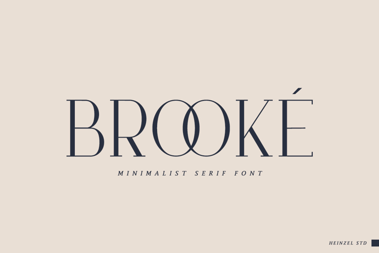 Brooke Font