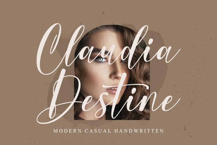 Claudia Destine Font