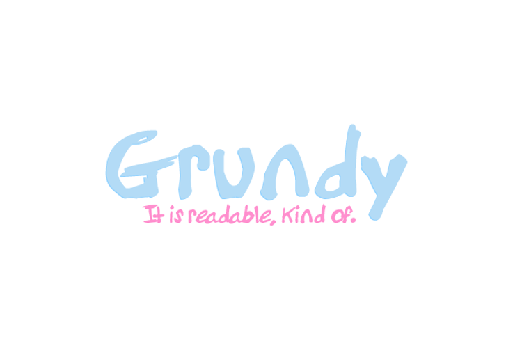 Grundy Font
