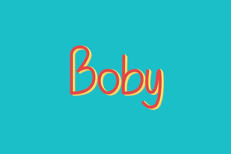 Boby Font