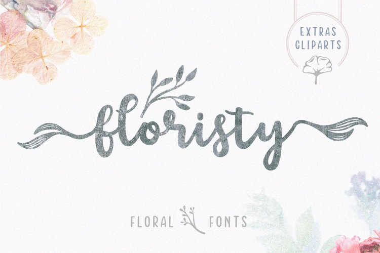 floristy Script Font