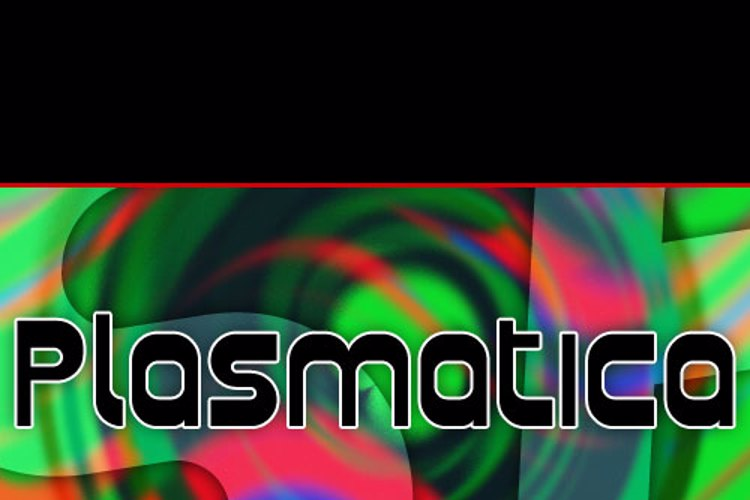 SF Plasmatica Font