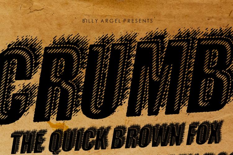 CRUMB Font