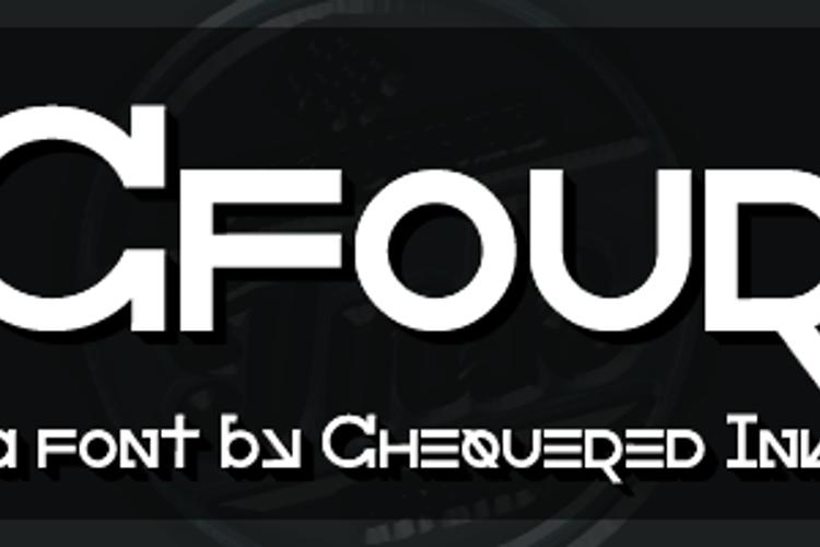 Cfour Font