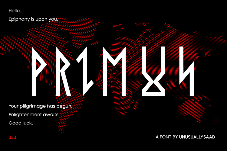 Primus Font
