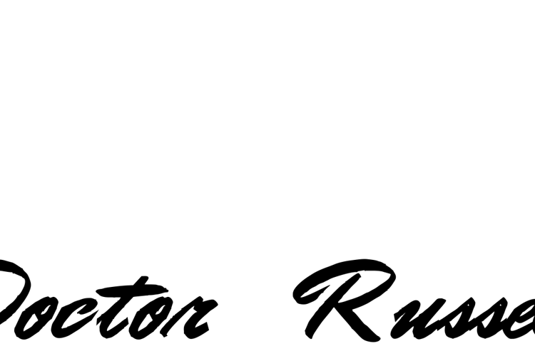 Doctor Russel Font