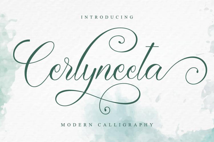 Cerlyneeta Font