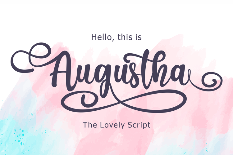 Augustha Font