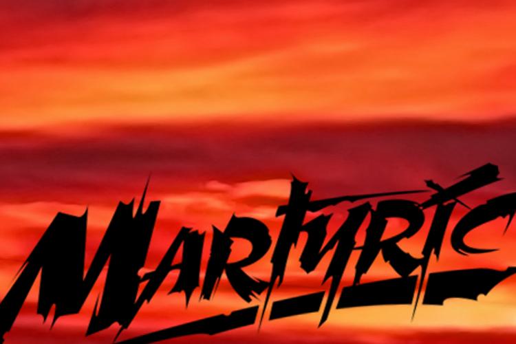 Martyric Font