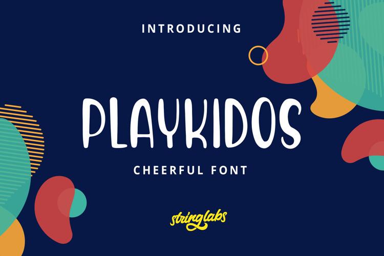 Playkidos Font