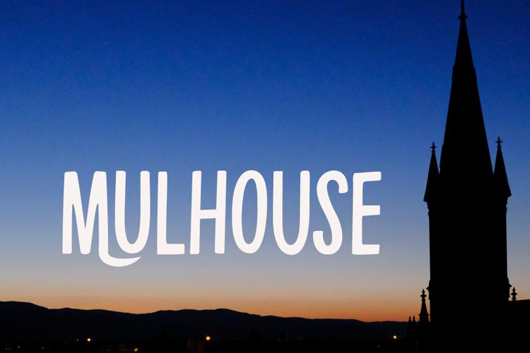Mulhouse Font