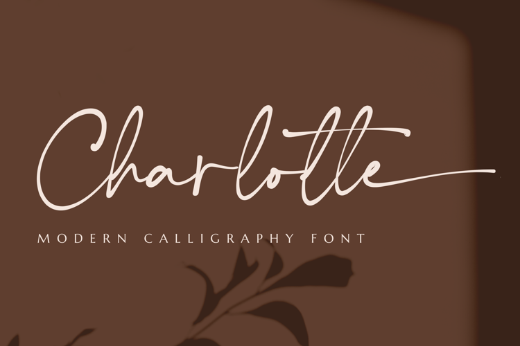 Charlotte Font