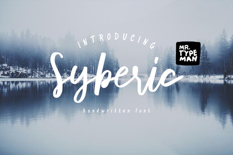 Syberic Font