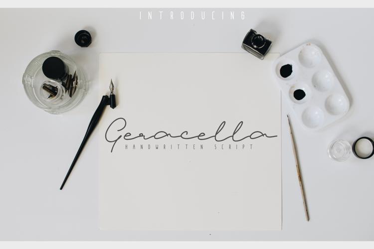 Geracella Font