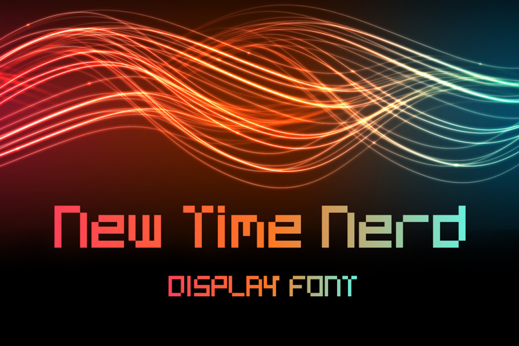New Time Nerd Font