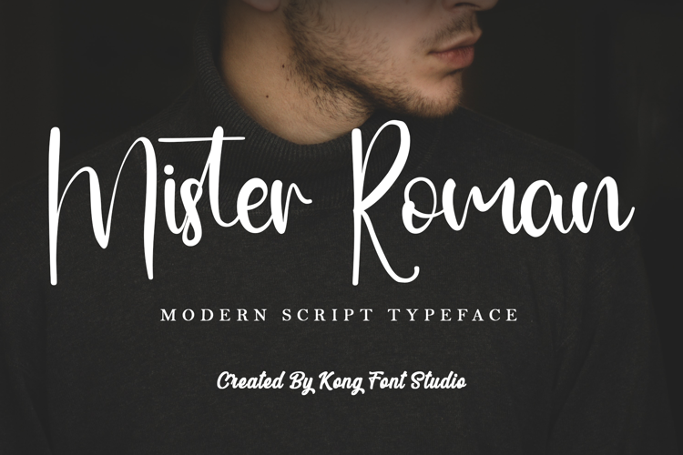 Mister Roman Font