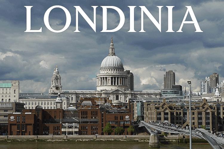 Londinia Medium Font