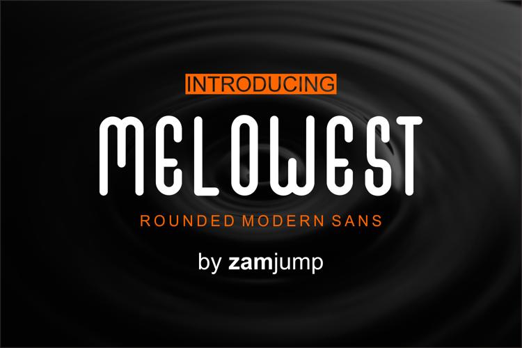 melowest Font