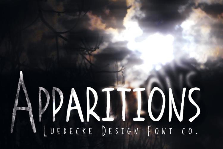 Apparitions Font